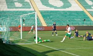 Ворскла - СК Дніпро-1 2:0. Огляд матчу