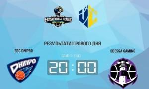 Odessa Gaming отримав технічну поразку у матчі з EBC Dnipro