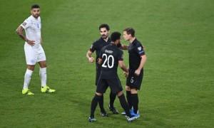 Німеччина - Ісландія 3:0. Огляд матчу