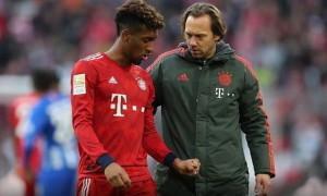 Гравець Баварії отримав важку травму