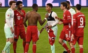 Баварія - Вердер 1:1. Огляд матчу