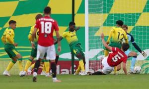 Манчестер Юнайтед у додатковий час обіграв Норвіч в 1/4 Кубка Англії