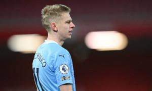Зінченко розплакався після виходу Манчестер Сіті до фіналу Ліги чемпіонів
