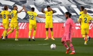 Реал сенсаційно програв Кадісу у 6 турі Ла-Ліги