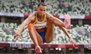 Бех-Романчук посіла 5-е місце на Олімпіаді