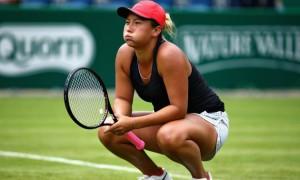 Британська тенісистка зробила неймовірний камбек з рахунку 0:6, 0:5