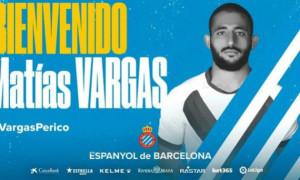 Еспаньол підписав аргентинського нападника