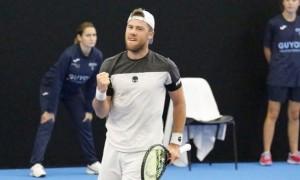 Марченко пробився у чвертьфінал турніру у Бресті