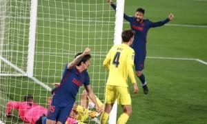 Вільярреал програв Атлетіко у 25 турі Ла-Ліги