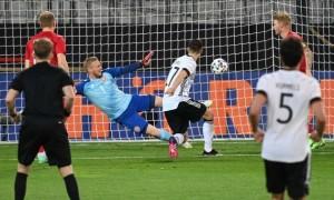 Німеччина - Данія 1:1. Огляд матчу