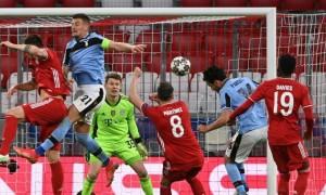 Баварія - Лаціо 2:1. Огляд матчу