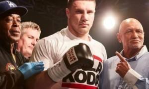 Сіренко назвав свою ціль у боксі