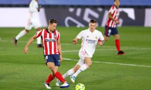 Реал - Атлетіко 2:0. Огляд матчу