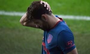 Атлетіко не підписуватиме новий контракт з Костою