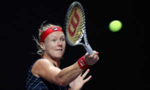 Бертенс перемогла Барті на Підсумковому турнірі WTA