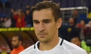 Ворсклу покинув український захисник