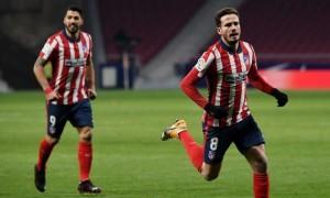 Атлетіко - Севілья 2:0. Огляд матчу