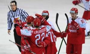 Данія розгромила Білорусь, Норвегія здолала Латвію  на чемпіонаті світу