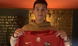 Верес підписав колишнього захисника Львова