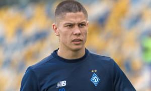 Попов пропустить два матчі Динамо
