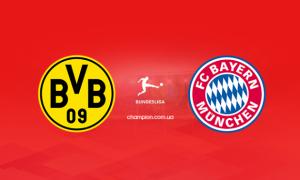 Боруссія Д - Баварія: онлайн-трансляція матчу 28 туру Бундесліги. LIVE