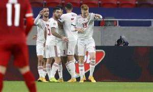 Угорщина - Сербія 1:1. Огляд матчу