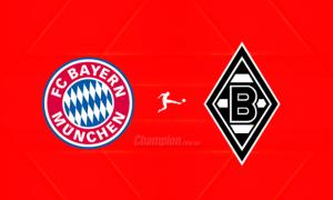Баварія - Боруссія М: онлайн-трансляція матчу 31 туру Бундесліги