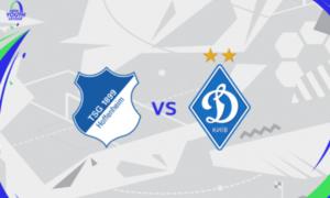 Гоффенгайм - Динамо U-19: стартові склади комнад