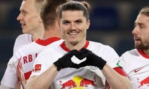 Лейпциг сильніший за Армінію у 26 турі Бундесліги