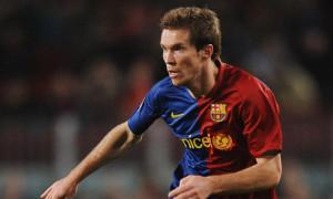 Екс-гравець Барселони був на перегляді в Динамо