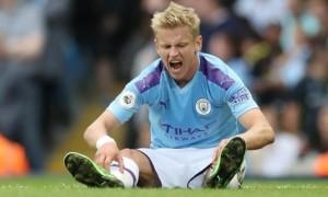 Манчестер Сіті через помилку Зінченка програв Саутгемптону в 33 турі АПЛ