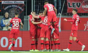 Баєр обіграв Шальке у 14 турі Бундесліги