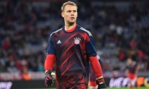 Ноєр хоче продовжити контракт з Баварією