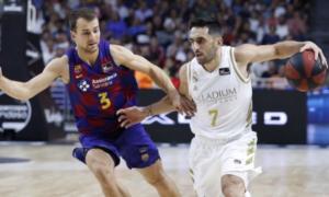 Барселона із Пустовим програла матч за Суперкубок Іспанії