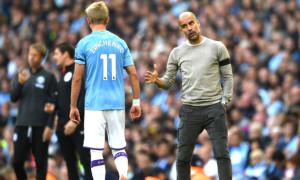 Зінченко залишився поза заявкою Манчестер Сіті в матчі за Суперкубок
