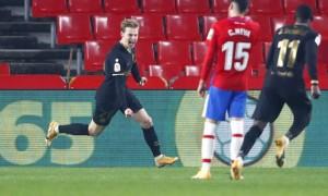 Гранада – Барселона 3:5. Огляд матчу Кубка Іспанії