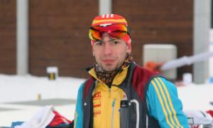 Ткаленко завоював срібло в гонці переслідування на Кубку IBU