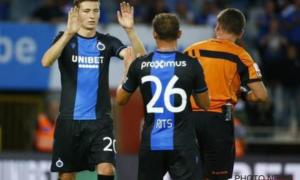 Гравці Брюгге розраховують на перемогу у матчі із Динамо