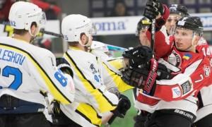Донбас обіграв Дніпро і гарантував собі місце в півфіналі плей-оф. ВІДЕО