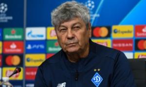 Луческу: Динамо не змогло виграти матч, у якому домінувало