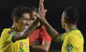 Уругвай розгромив Колумбію, Бразилія здолала Венесуелу. Результати 3 туру відбору на ЧС-2022