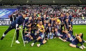 ПСЖ ціною травми Мбаппе виграв Кубок Франції