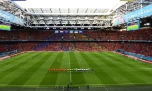 Збірна Нідерландів знову вийшла вперед - українці пропустили третій гол
