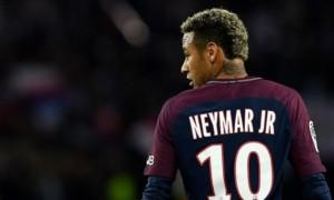 Неймар пропустить матч за Суперкубок Франції