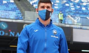 Тренер Аталанти надіється на швидке повернення Маліновського