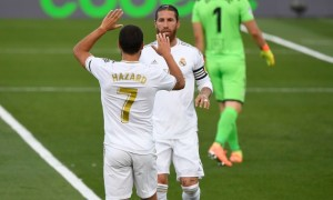 Реал - Ейбар 3:1. Огляд матчу