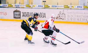 Донбас переграв Білий Барс у 38 турі УХЛ