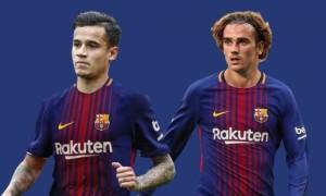 Барселона готова запропонувати Атлетіко Коутінью заради трансферу Грізманна