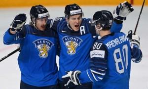Фінляндія - Німеччина 2:1. Огляд матчу