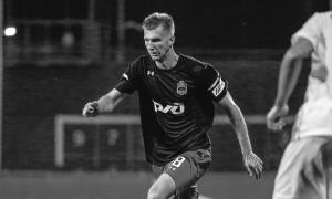 У Росії помер 22-річний футболіст